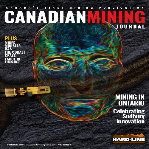 مجله تخصصی Canadian Mining Journal / February 2018