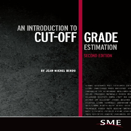 دانلود An Introduction to Cut-Off Grade Estimation Second Edition