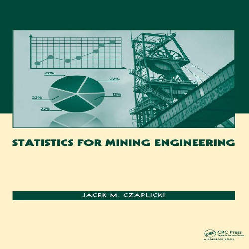دانلود Statistics for Mining Engineering